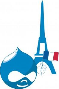 Logo Drupal France