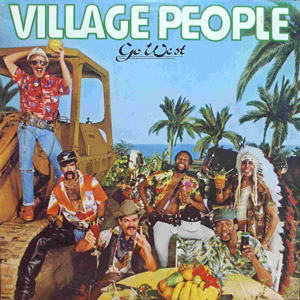 Pochette des Village People